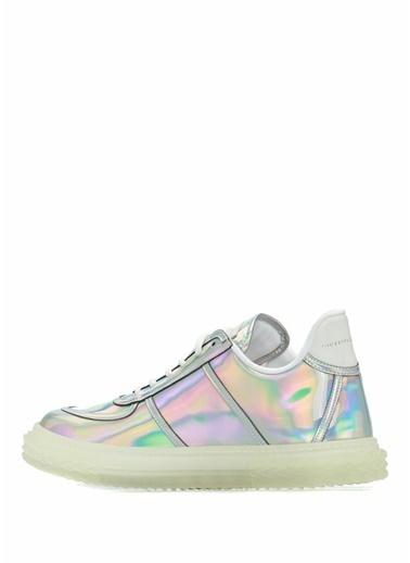 Giuseppe Zanotti Sneakers Gümüş